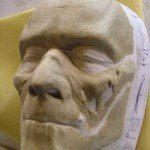 Скульптура. Пластический грим и спецэффекты.
