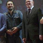 """П. Горшенин на премьере """"Орлеан"""""""